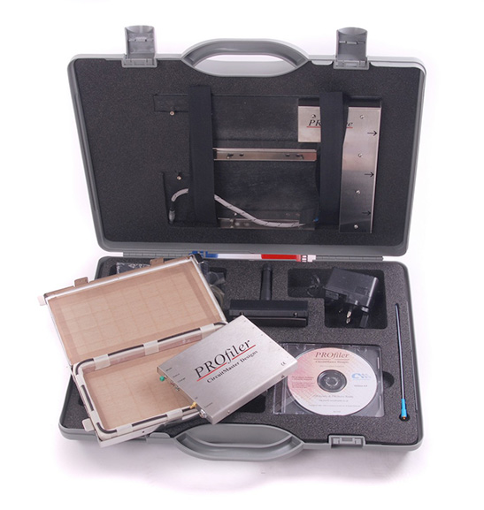 Heat Profiler kit